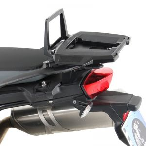 Hepco & Becker Rear Alurack BMW F750GS & F850GS (Without OEM BMW Saddlebags)