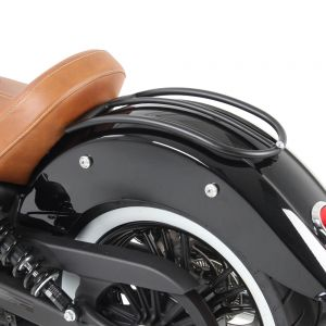 Hepco & Becker Rear Fender Railing for Indian Scout & Sixty '15- in Black
