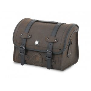 Hepco & Becker Rugged Top Bag in Brown