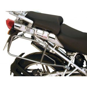 Side Carrier - BMW R1200 GS to 07' in Silver