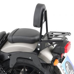 Hepco & Becker Sissybar With Rear Rack for Honda CMX 500 Rebel