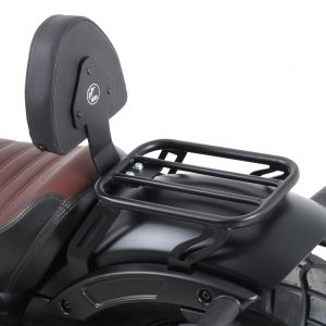 Hepco & Becker Solorack With Backrest for Indian Scout Bobber '18-