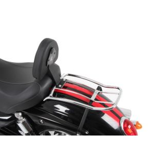 Hepco & Becker Solorack With Backrest for Triumph Rocket III & Roadster