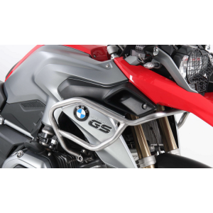 Hepco & Becker Tank Guard - BMW R1200GS LC from '13-'16 in Stainless Steel