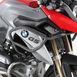 Hepco & Becker Tank Guard - BMW R1200GS from '13-'16 in Anthracite