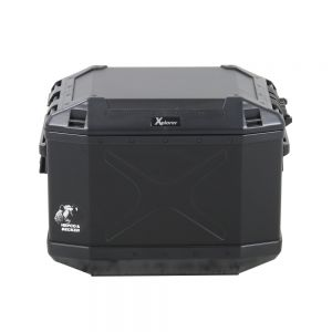 Alu-case Xplorer 40 Black Aluminum - Left Side