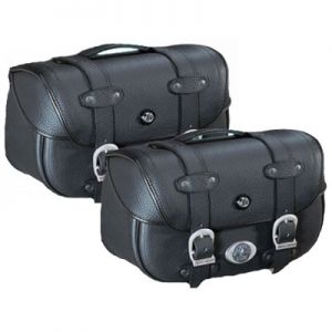 Big Liberty Leather Bag Set - 28 Liters For C-Bow Only
