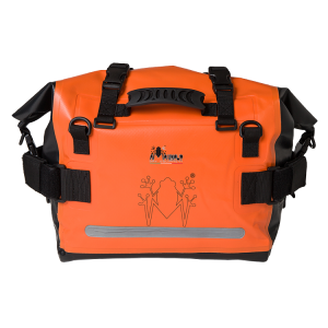 Amphibious Motobag 2 in Orange