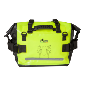 Amphibious Motobag 2 in Fluorescent Yellow