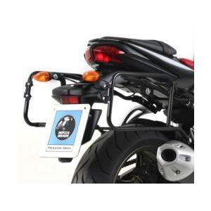 Lock-it Side Carrier - Yamaha XJ 6 Diversion
