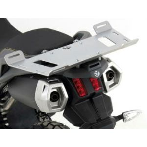 Enlargement for rear rack - Yamaha XT 660 Z Tenere