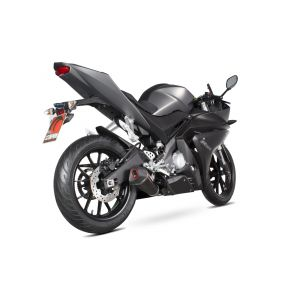 Scorpion Serket Taper Full System Exhaust Yamaha YZFR 125 2014-2019