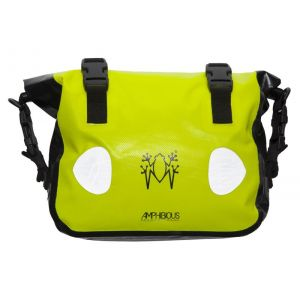 Amphibious Sidebag in Fluo Yellow