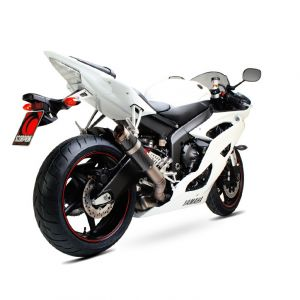 Scorpion RP1-GP Slip-On Exhaust Yamaha R6 2006-2017