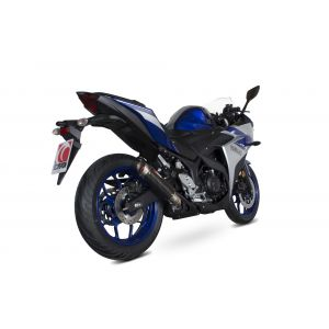 Scorpion RP1-GP Slip-On Exhaust Yamaha R3 2014-2016