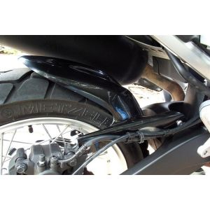 Pyramid Plastics Rear Hugger Yamaha Super Tenere in Black