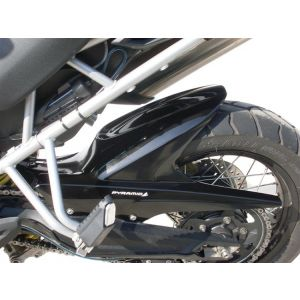 Pyramid Plastics Rear Hugger in Gloss Black for Triumph Tiger 800