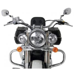 Twinlights - Suzuki VL 800 Intruder LC Volusia With WIndshield
