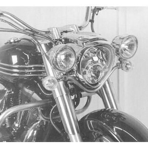 Twinlights - Yamaha XV 1900 Midnight Star
