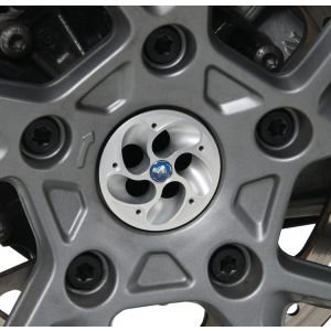Tornado Hub Cover - BMW R1200GS LC from 2013