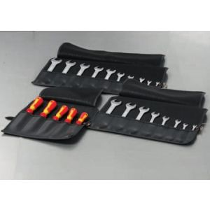 Tool Rolll 10-Compartments