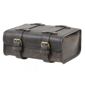 Hepco & Becker Legacy Rear Leather Bag in Rugged