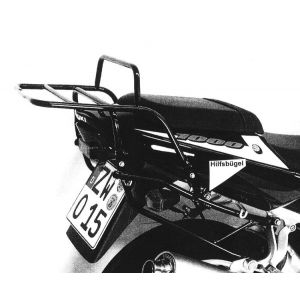 Rear Rack - Suzuki GSX - R 600 / 750 / 1000 up to 03'