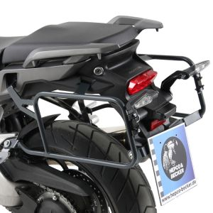 Hepco & Becker Lock-it Side Carrier for Honda VFR800X '15- in Anthracite