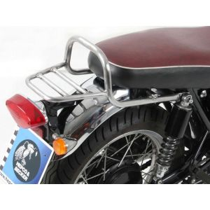 Rear Rack - Kawasaki W 650 / 800 in Black