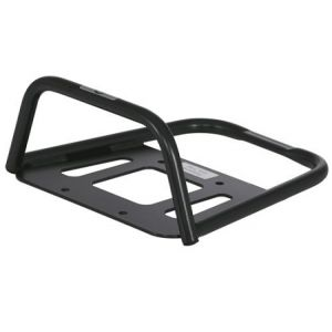 Rear Rack - BMW F650 up to 96' / F650ST from 97' in Black