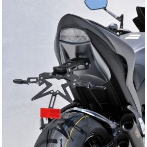 Ermax License Plate Holder for Suzuki GSX-S1000 & GSX-S1000F '15-