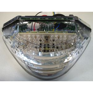 Ermax White Tail Light for Honda CB600 Hornet '03-'06