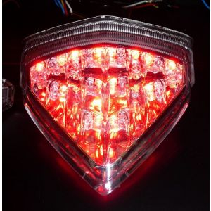Ermax White Tail Light LED for Honda CBR600F '11-'13