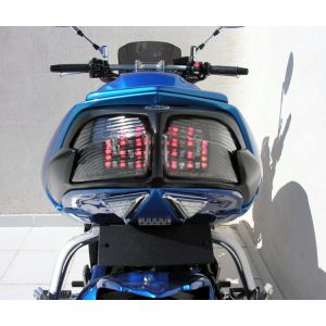 Ermax White Tail Light with LED for Yamaha FZ1 '06-