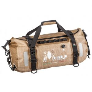 Amphibious Voyager Fluo Dufflebag in Desert Color