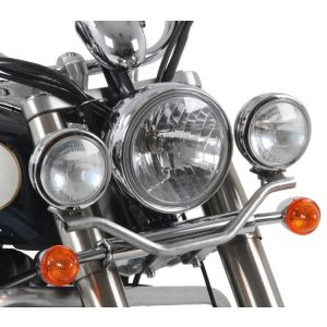 Twinlights - Triumph Bonneville America / Speedmaster from 11'