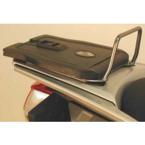 Journey 50 Topcase with Rear Rack - BMW K1200 / K1300 GT from 06' in Silver