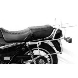 Complete Rack - Suzuki GSX 250 E from 82 - 88' / 400 E from 82 - 86' / GS 450 S from 88 - 89' in Black