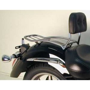 Solorack - Yamaha XVS 1300 Midnight Star With Back Rest