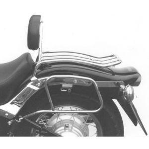 Solorack - Yamaha XVS 650 Drag Star With Back Rest