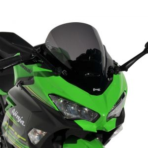 Ermax Motorcycle Windshield Aeromax Screen Kawasaki Ninja 400 2018-