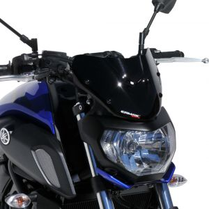 Ermax Motorcycle Windshield Hypersport Screen Yamaha MT-07 2018-