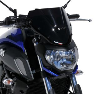 Ermax Motorcycle Windshield Sport Screen Yamaha MT-07 2018-