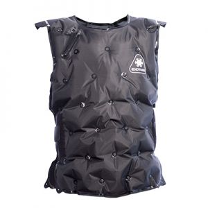 Exotogg Lightweight inflatable Bodywarmer Self Heated Vest