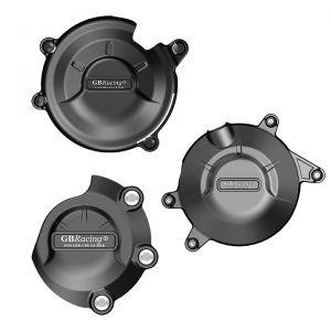 GB Racing Engine Cover Set Honda CBR500R / CB500F / CB500X 2013-2018