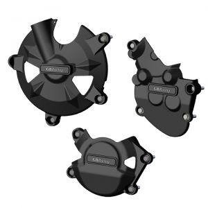 GB Racing Engine Cover Set Kawasaki ZX10R 2008-2010