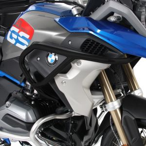 Hepco & Becker Tank Guard for BMW R1200GS LC '17- in Black