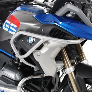 Hepco & Becker Tank Guard for BMW R1200GS LC '17- in Silver