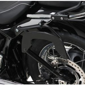 Hepco & Becker C-Bow Carrier Triumph Bonneville Speedmaster 2018- Black