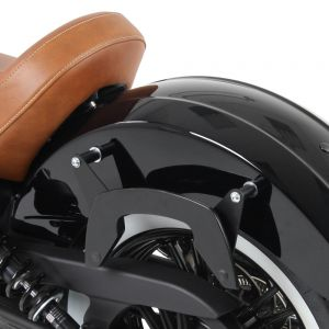 Hepco & Becker C-Bow Carrier for Indian Scout & Sixty '15- in Black